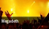 Megadeth The Great Saltair tickets