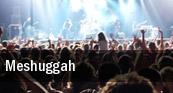 Meshuggah Detroit tickets