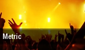 Metric Budweiser Gardens tickets