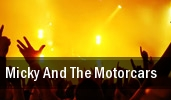 Micky and The Motorcars Seattle tickets