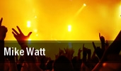 Mike Watt The Basement tickets