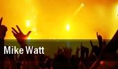 Mike Watt The Basement tickets
