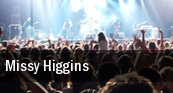 Missy Higgins Tuscaloosa Amphitheater tickets