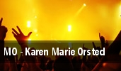 MO - Karen Marie Orsted Crocodile Cafe tickets