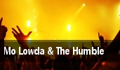 Mo Lowda and The Humble tickets