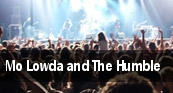 Mo Lowda and The Humble Portland tickets