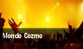 Mondo Cozmo U Street Music Hall tickets