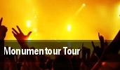Monumentour Tour Hartford tickets