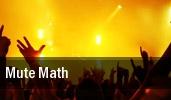 Mute Math tickets