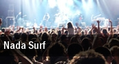 Nada Surf Washington tickets