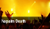 Napalm Death Oakland tickets