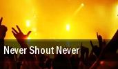 Never Shout Never Ventura tickets