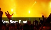 New Beat Fund Montclair tickets