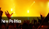 New Politics Klipsch Music Center tickets