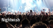 Nightwish Warfield tickets