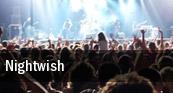 Nightwish Warfield tickets