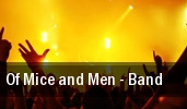 Of Mice and Men - Band Upstate Concert Hall tickets