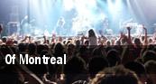 Of Montreal El Paso tickets
