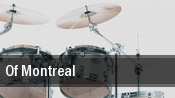 Of Montreal Pontiac tickets