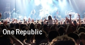 One Republic Warfield tickets