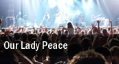Our Lady Peace Crocodile Cafe tickets