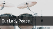 Our Lady Peace Theatre Of The Living Arts tickets