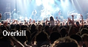 Overkill House Of Blues tickets