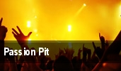 Passion Pit Greenfield Amphitheater At Greenfield Park tickets