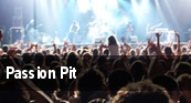 Passion Pit Winston Salem tickets