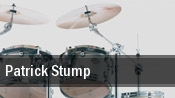 Patrick Stump Cambridge Room at House Of Blues tickets