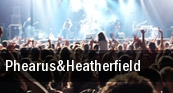 Phearus&Heatherfield tickets