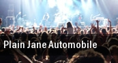 Plain Jane Automobile tickets