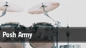 Posh Army Cleveland tickets