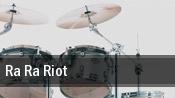 Ra Ra Riot Washington tickets