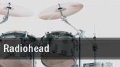 Radiohead Auckland tickets