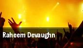 Raheem DeVaughn Cleveland tickets