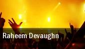 Raheem DeVaughn Rochester tickets