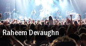 Raheem Devaughn Washington tickets