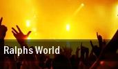 Ralphs World tickets