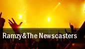 Ramzy&The Newscasters The Red Room tickets