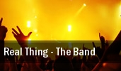 Real Thing - The Band tickets