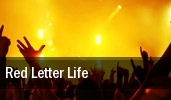 Red Letter Life tickets