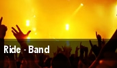 Ride - Band tickets