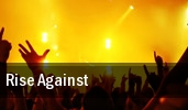 Rise Against Gibson Amphitheatre at Universal City Walk tickets