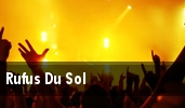 Rufus Du Sol Music Box tickets