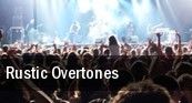 Rustic Overtones Paradise Rock Club tickets