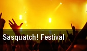 Sasquatch! Festival Quincy tickets