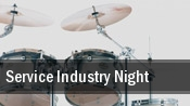 Service Industry Night House Of Blues tickets
