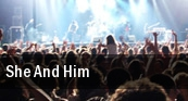 She And Him Berkeley tickets