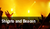 Shigeto and Beacon tickets